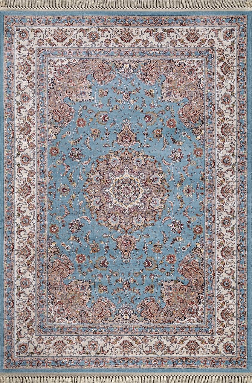 Ковер D158 - BLUE - Прямоугольник - коллекция ARAVIA - фото 2