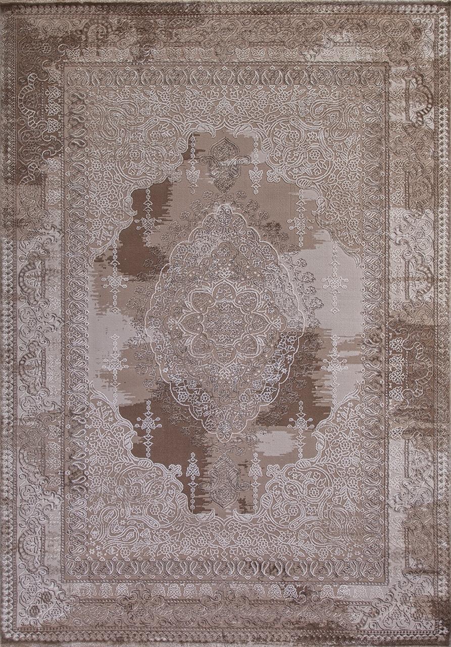 Ковер 03704A - BROWN / BROWN - Прямоугольник - коллекция ARMINA - фото 2