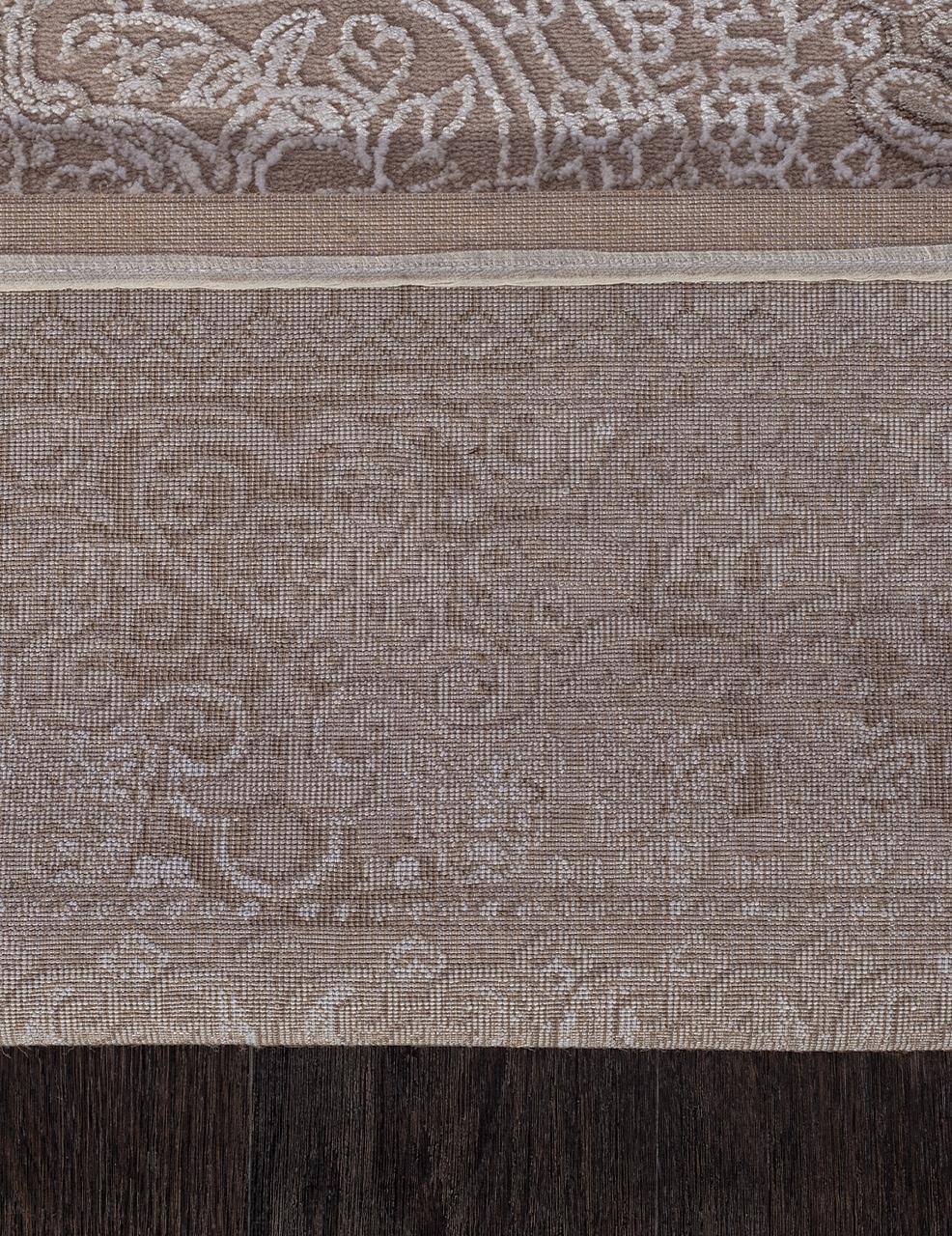 Ковер 03704A - BROWN / BROWN - Прямоугольник - коллекция ARMINA - фото 5