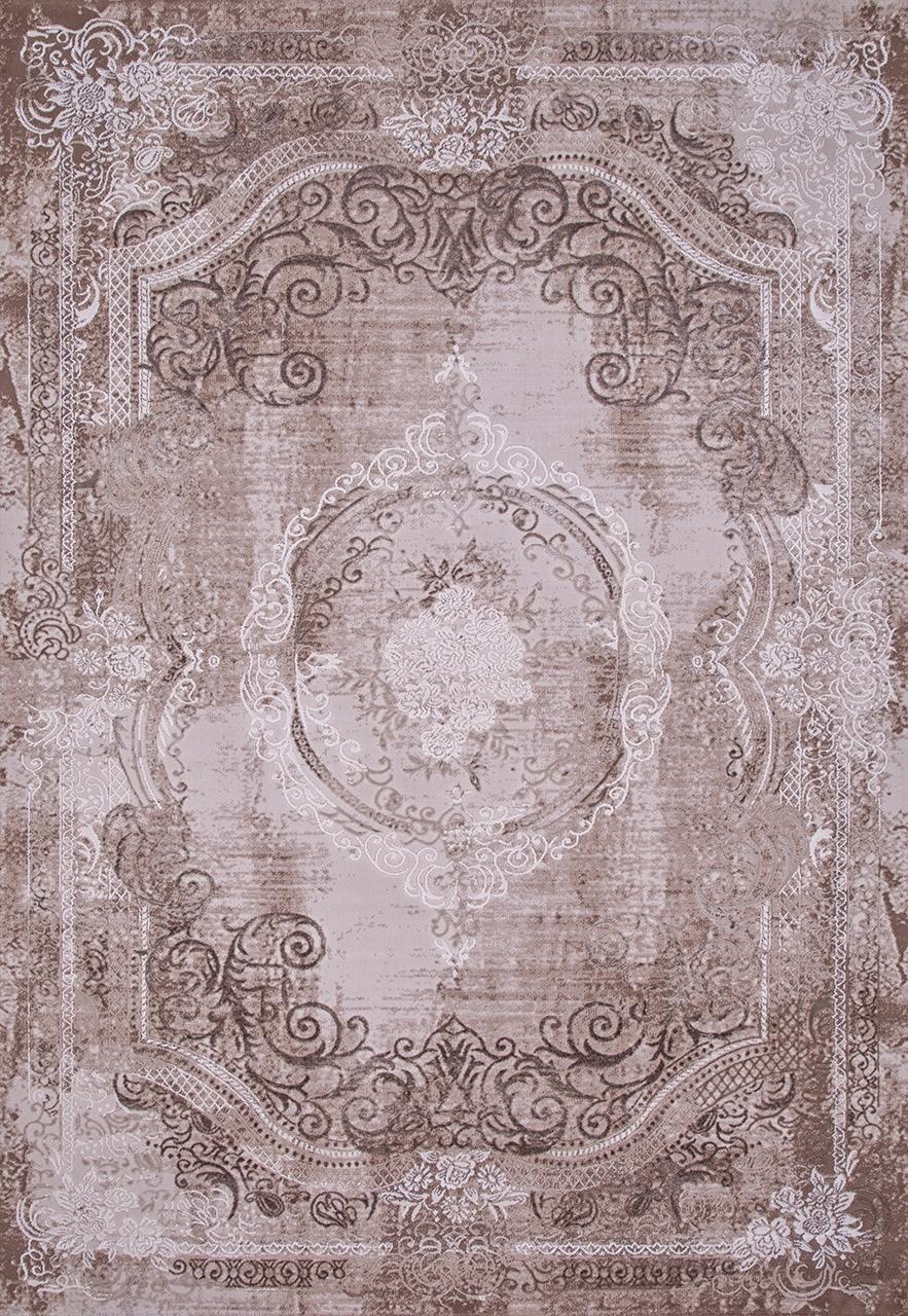 Ковер 03707A - BROWN / BROWN - Прямоугольник - коллекция ARMINA - фото 2