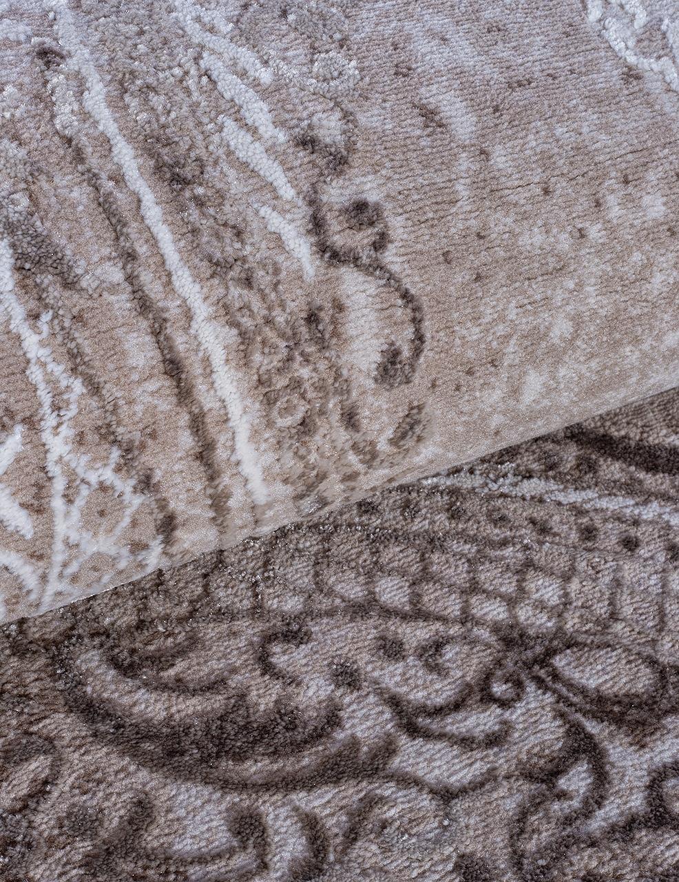 Ковер 03707A - BROWN / BROWN - Прямоугольник - коллекция ARMINA - фото 4