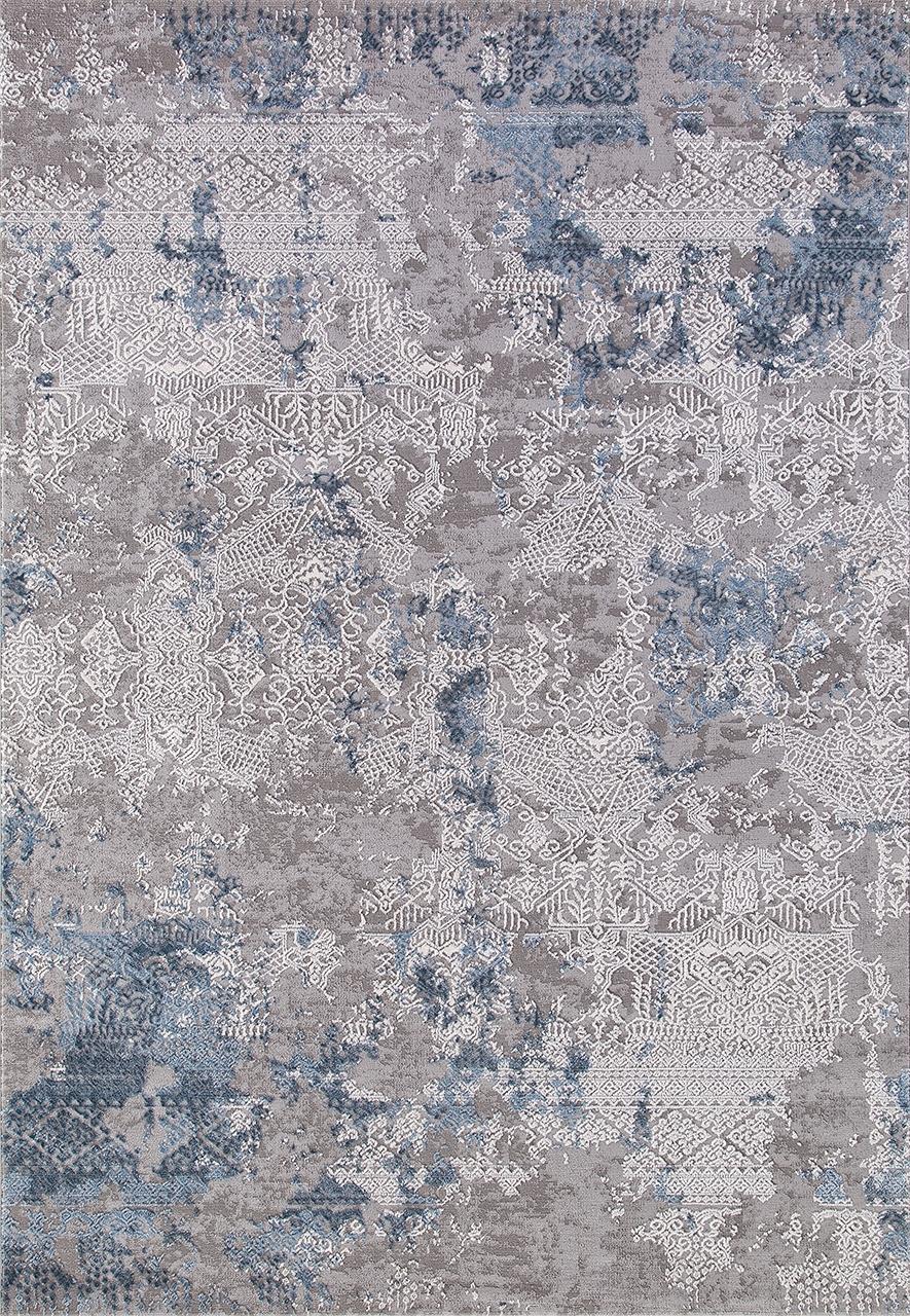 Ковер 03851A - BLUE / BLUE - Прямоугольник - коллекция ARMINA - фото 2