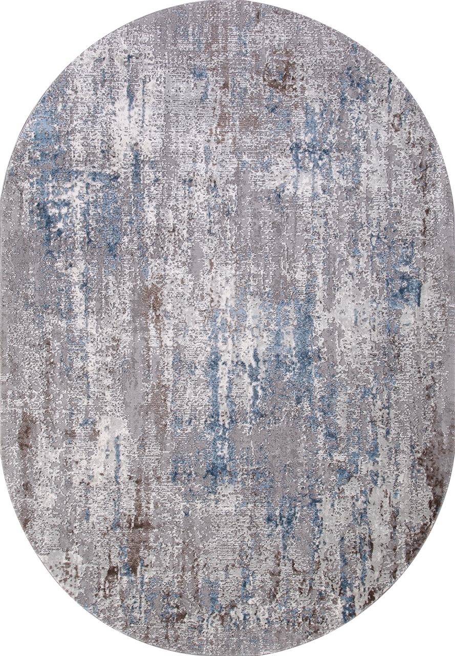Ковер 03856A - BLUE / BLUE - Овал - коллекция ARMINA - фото 2