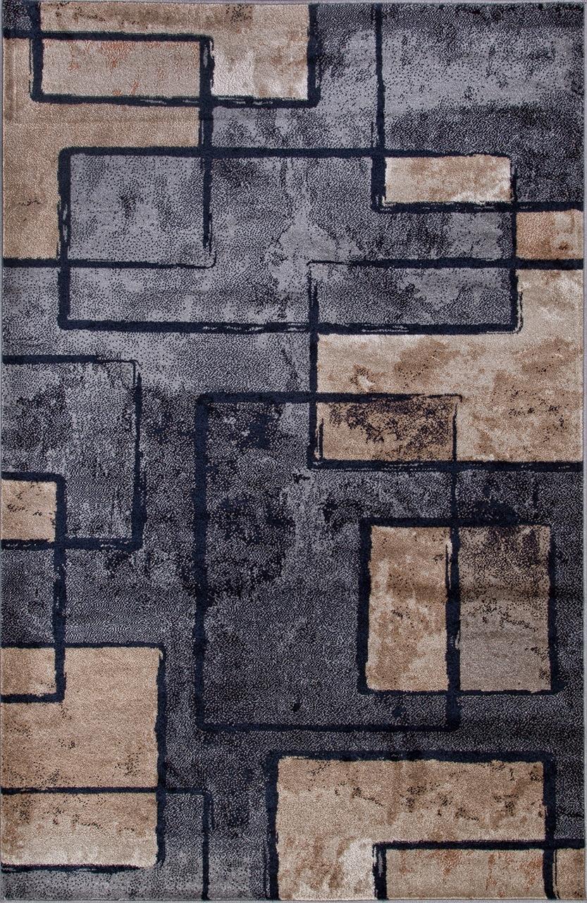 Ковер D756 - GRAY - Прямоугольник - коллекция BOSTON - фото 2
