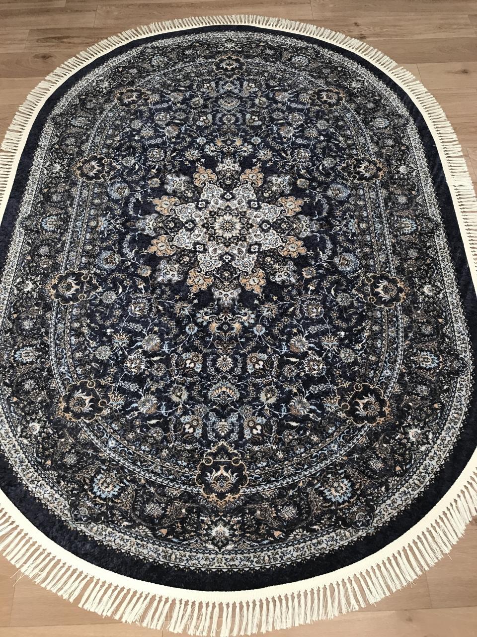 Ковер RJE11149 - 801 - Овал - коллекция BRILLANT - фото 1