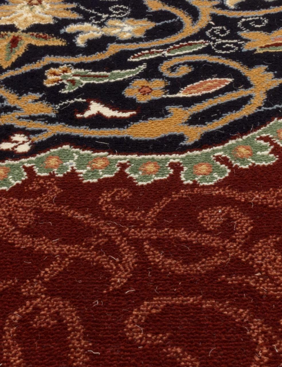 Ковер 1902 - RED 9 - Прямоугольник - коллекция BUHARA - фото 3