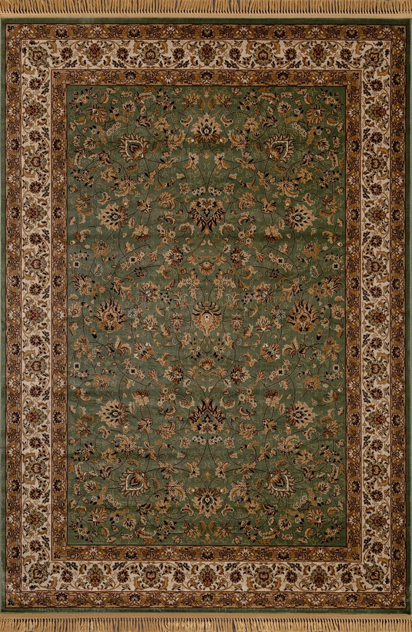 Ковер 5471 - GREEN - Прямоугольник - коллекция BUHARA - фото 2