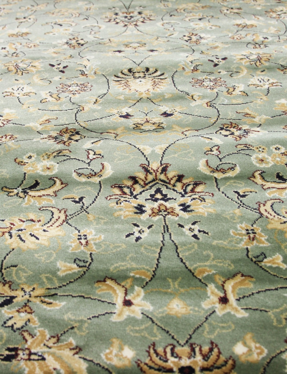 Ковер 5471 - GREEN - Прямоугольник - коллекция BUHARA - фото 5