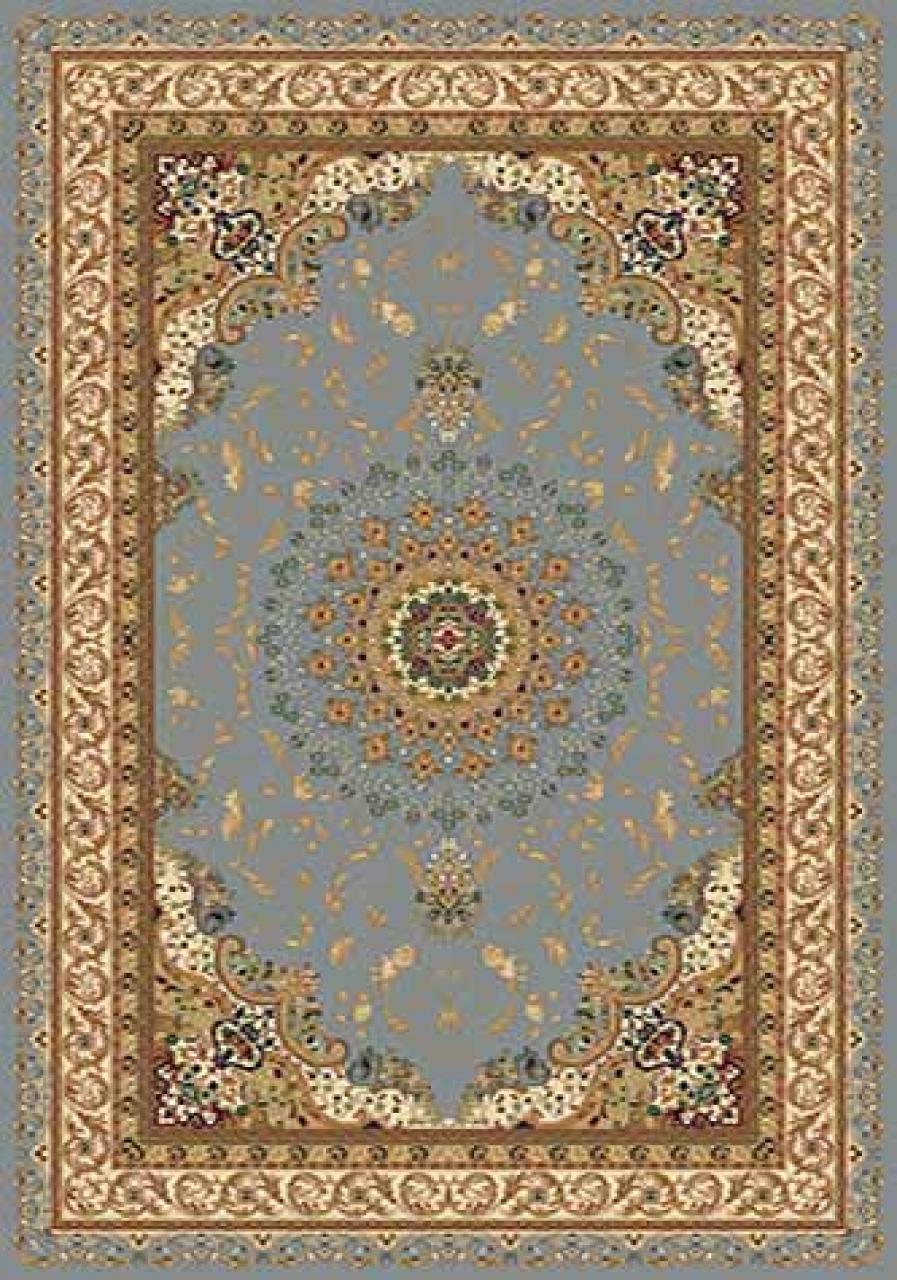 Ковер d027 - BLUE - Прямоугольник - коллекция BUHARA - фото 1