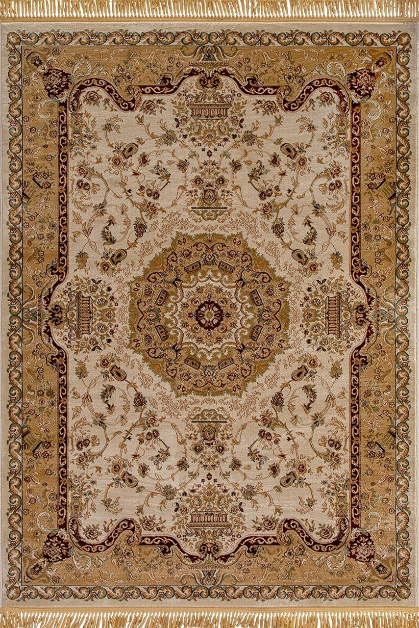 Ковер d037 - CREAM - Прямоугольник - коллекция BUHARA - фото 2