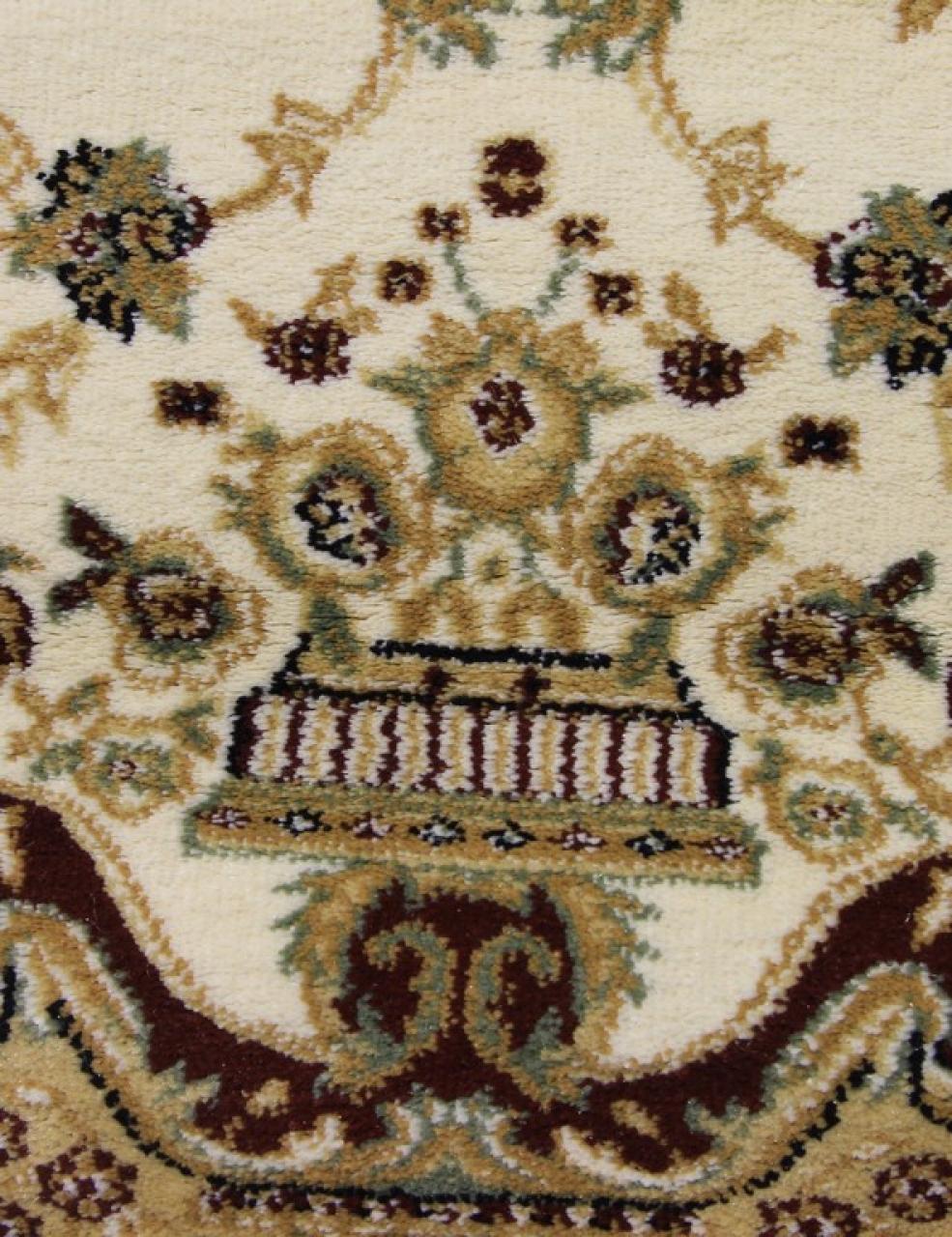Ковер d037 - CREAM - Прямоугольник - коллекция BUHARA - фото 4