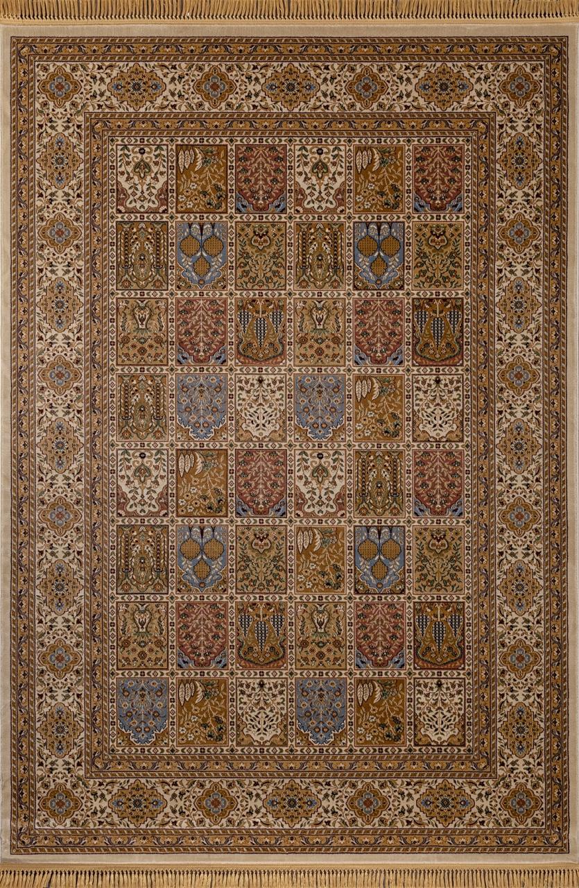 Ковер d145 - CREAM - Прямоугольник - коллекция BUHARA - фото 2