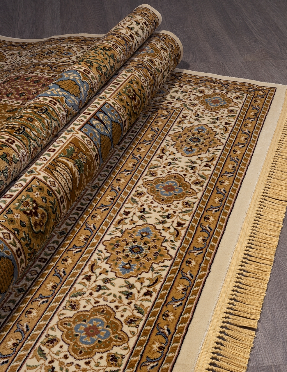 Ковер d145 - CREAM - Прямоугольник - коллекция BUHARA - фото 3