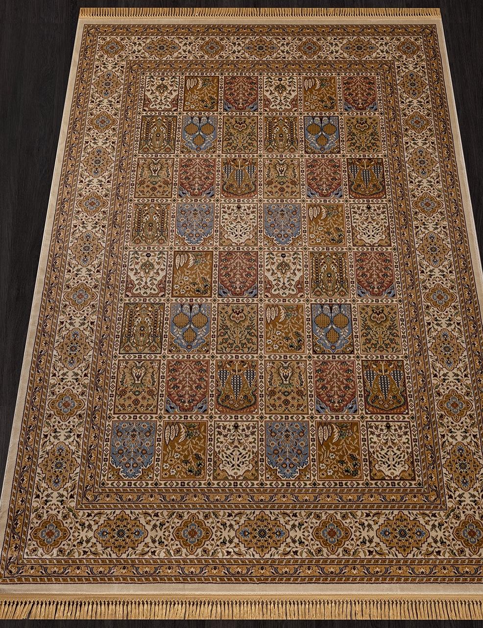 Ковер d145 - CREAM - Прямоугольник - коллекция BUHARA - фото 1
