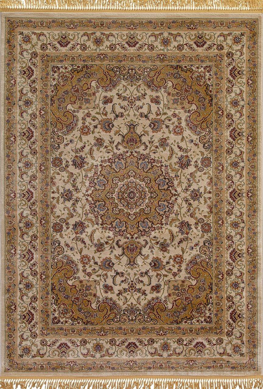 Ковер d158 - CREAM - Прямоугольник - коллекция BUHARA - фото 2