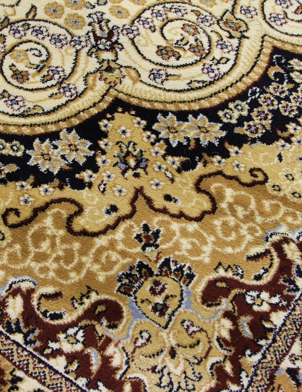 Ковер D419 - CREAM - Прямоугольник - коллекция BUHARA - фото 4