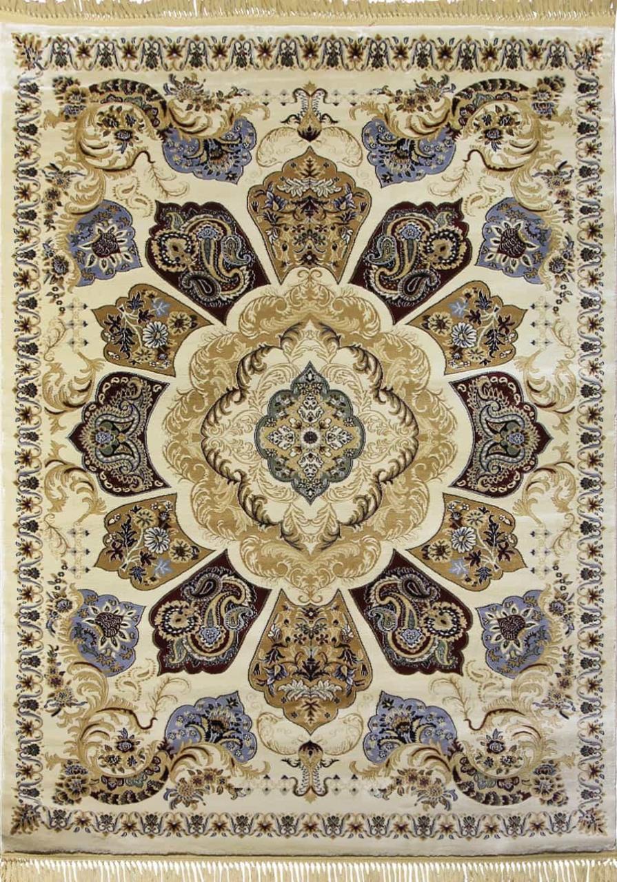 Ковер D428 - CREAM - Прямоугольник - коллекция BUHARA - фото 2