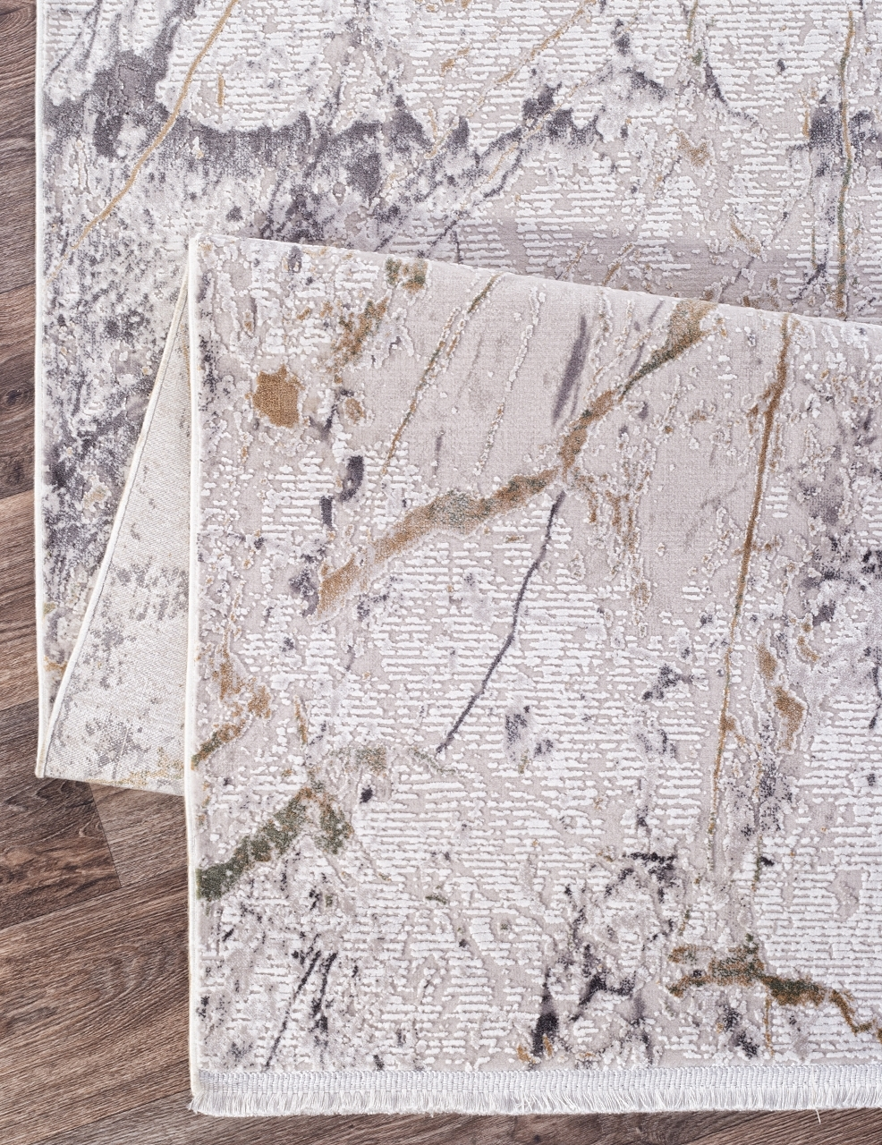 Ковер 19141 - 096 GREY - Прямоугольник - коллекция CREANTE - фото 4