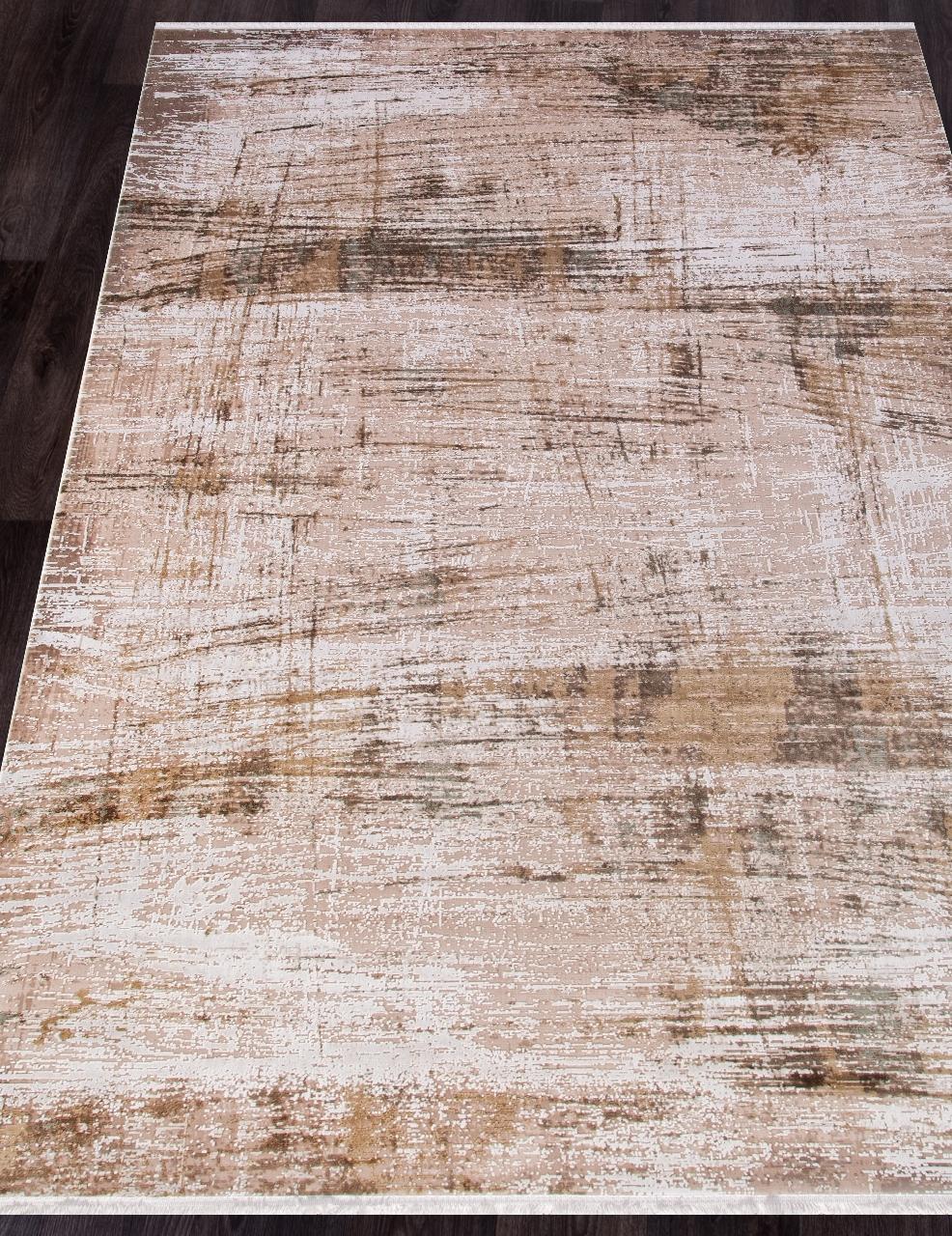 Ковер 19147 - 070 BEIGE - Прямоугольник - коллекция CREANTE