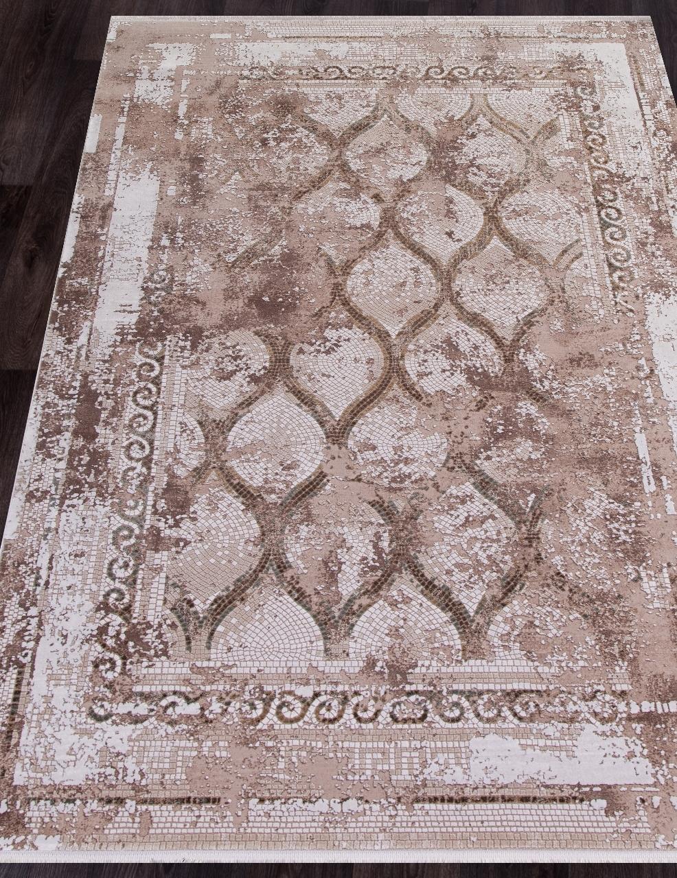 Ковер 19148 - 070 BEIGE - Прямоугольник - коллекция CREANTE - фото 1
