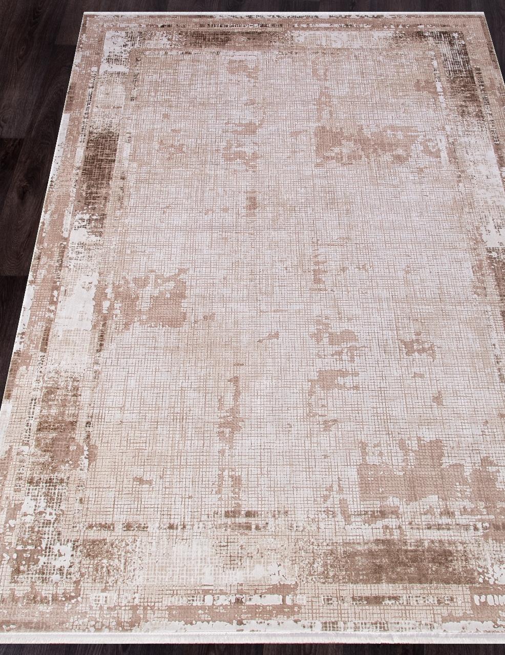 Ковер 19167 - 070 BEIGE - Прямоугольник - коллекция CREANTE