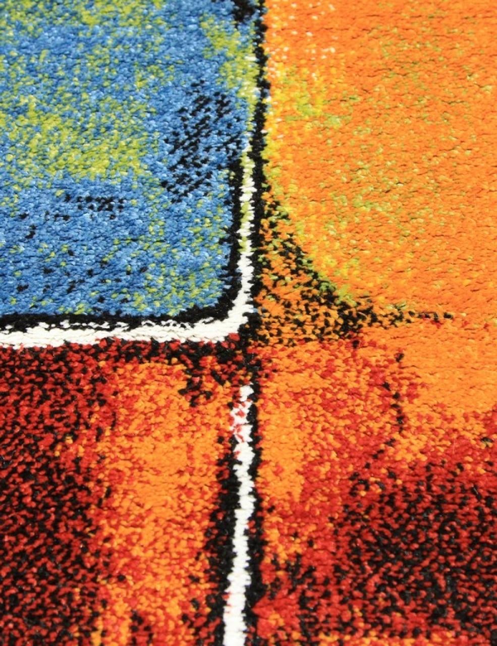 Ковер 2739 - MULTICOLOR - Прямоугольник - коллекция CRYSTAL - фото 4
