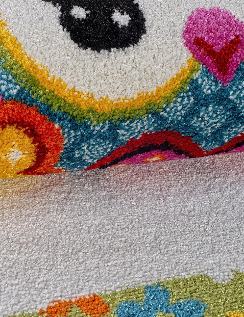 Ковер 2740 - CREAM - Прямоугольник - коллекция CRYSTAL - фото 4