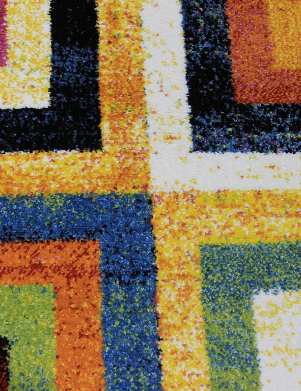 Ковер 2786 - MULTICOLOR - Прямоугольник - коллекция CRYSTAL - фото 4