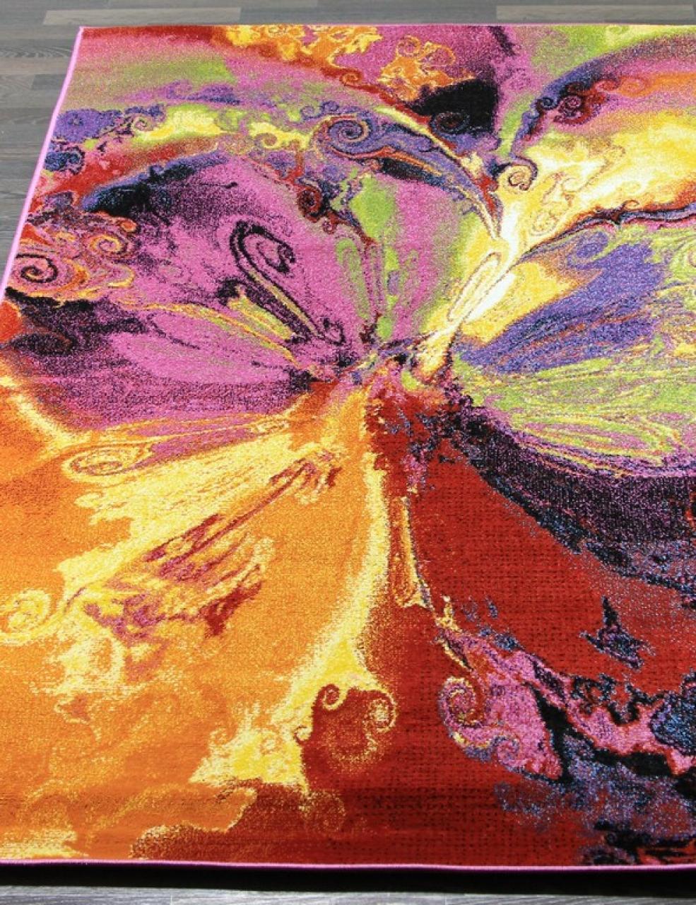 Ковер 2927 - MULTICOLOR - Прямоугольник - коллекция CRYSTAL - фото 1
