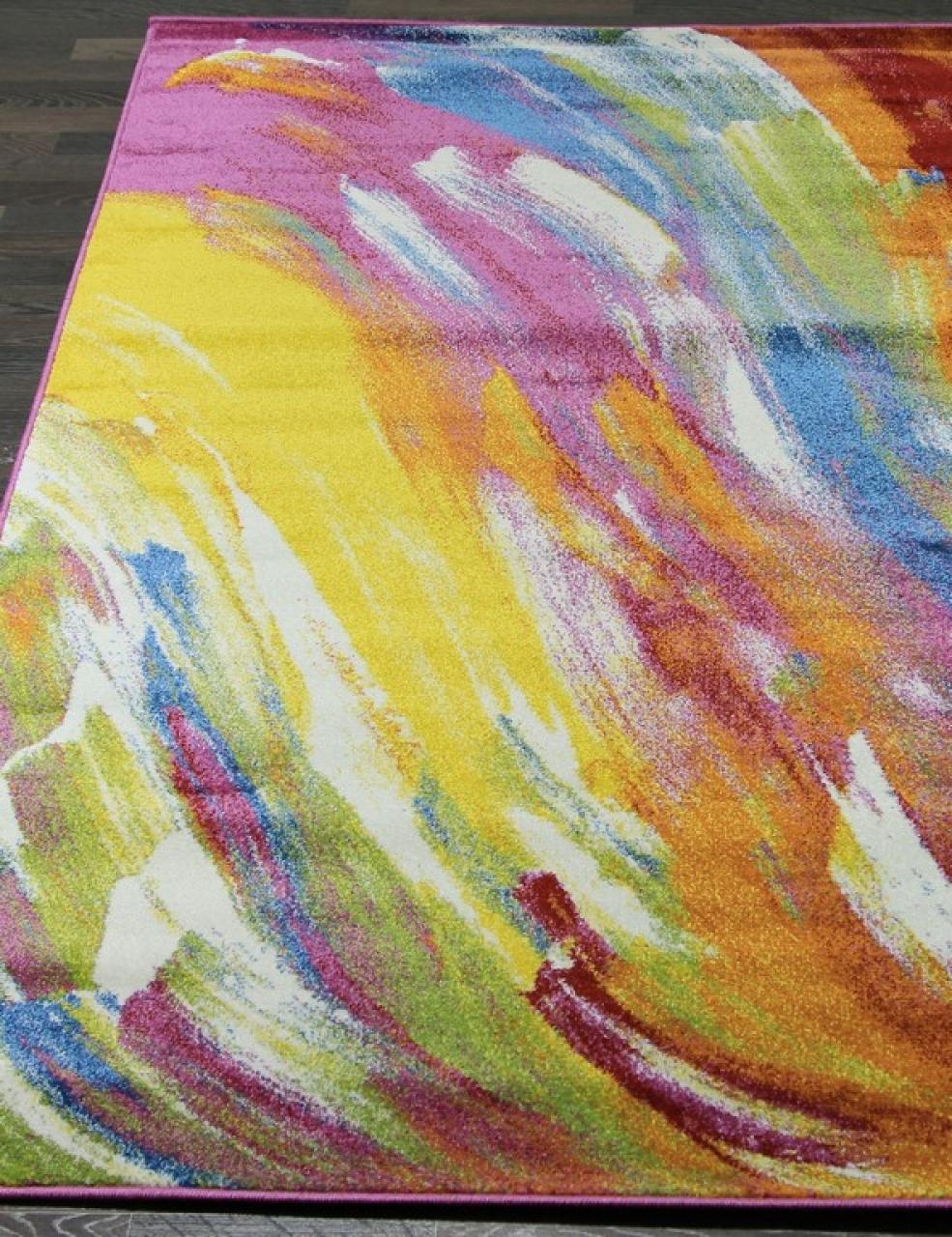 Ковер 2948 - MULTICOLOR - Прямоугольник - коллекция CRYSTAL - фото 4