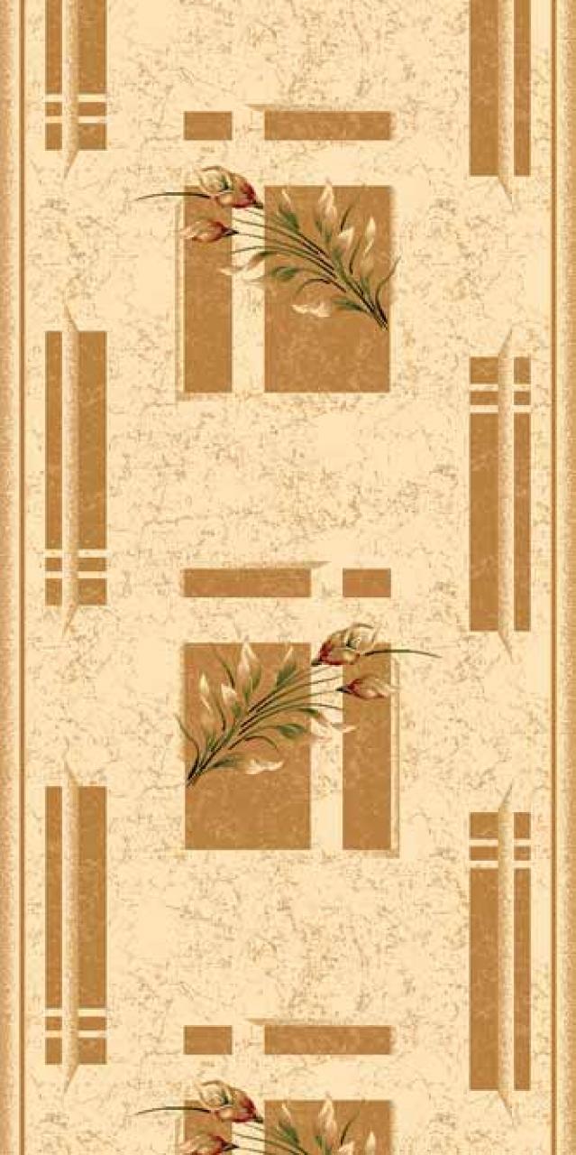 Ковровая дорожка 5442 - CREAM - коллекция DA VINCI - фото 1