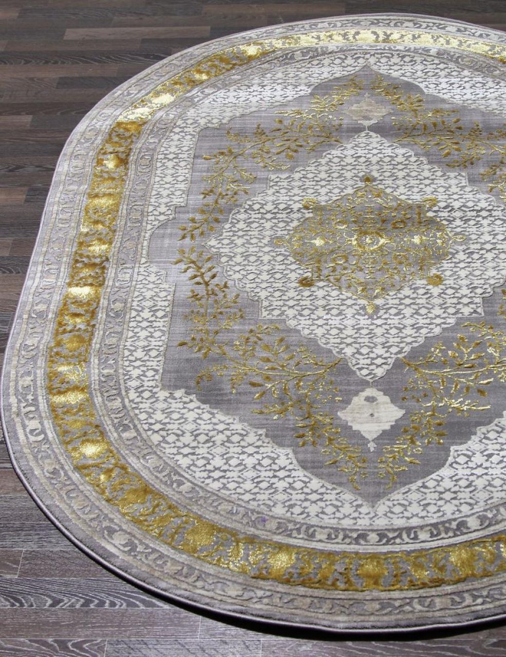 Ковер 17340 - 957 - Овал - коллекция Elite - фото 5