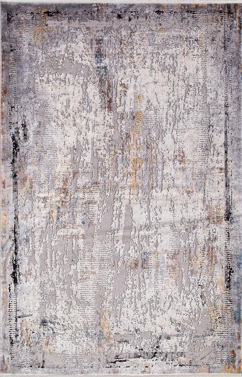Ковер 18106 - L.GRAY / D.GRAY - Прямоугольник - коллекция ERVA - фото 2
