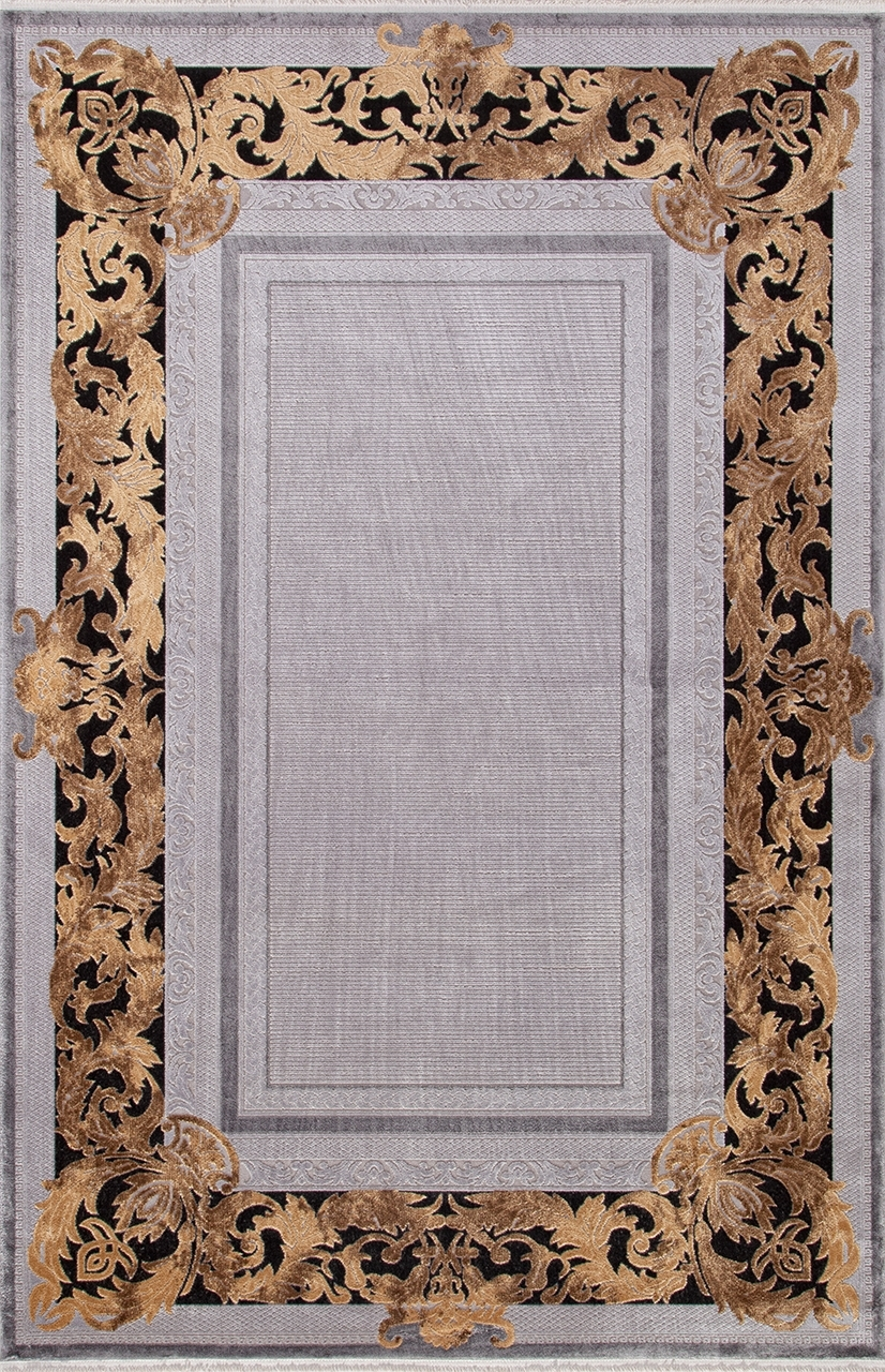 Ковер 18130 - GOLD / GRAY - Прямоугольник - коллекция ERVA - фото 2