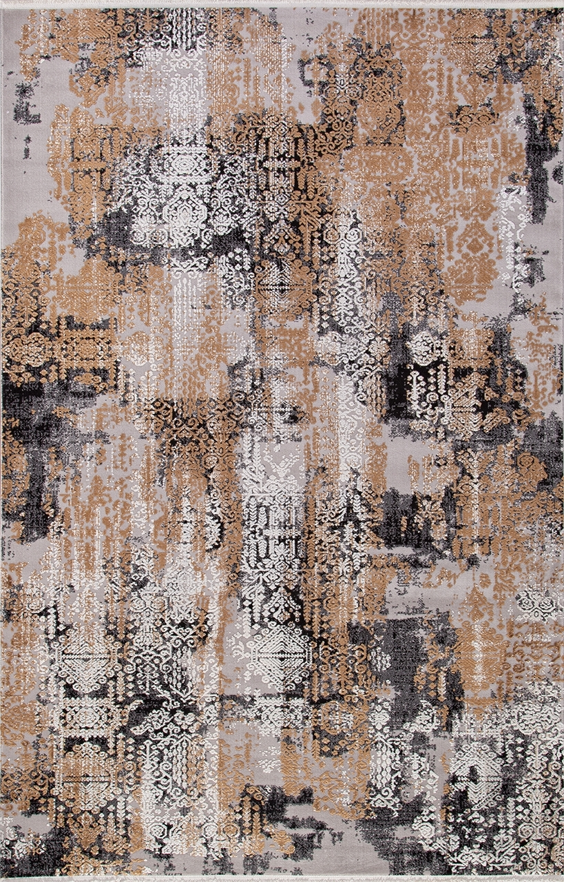 Ковер 18132 - GRAY / TERRA - Прямоугольник - коллекция ERVA - фото 2