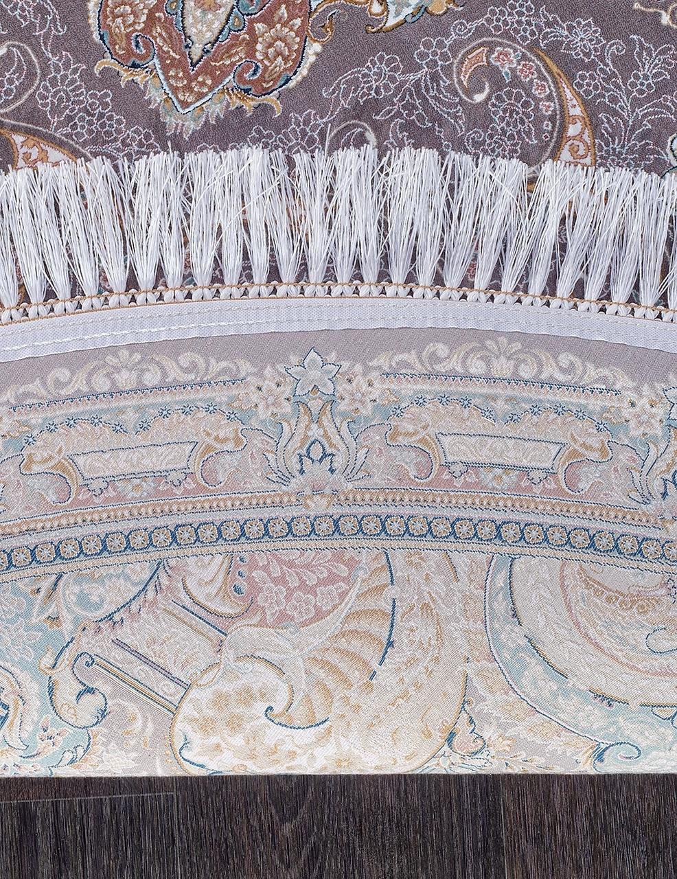 Ковер 144 - MELANGE PINK - Круг - коллекция FARSI 1500 - фото 5