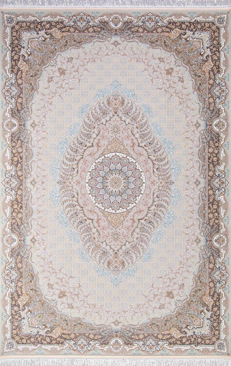 Ковер 227 - CREAM - Прямоугольник - коллекция FARSI 1500 - фото 2