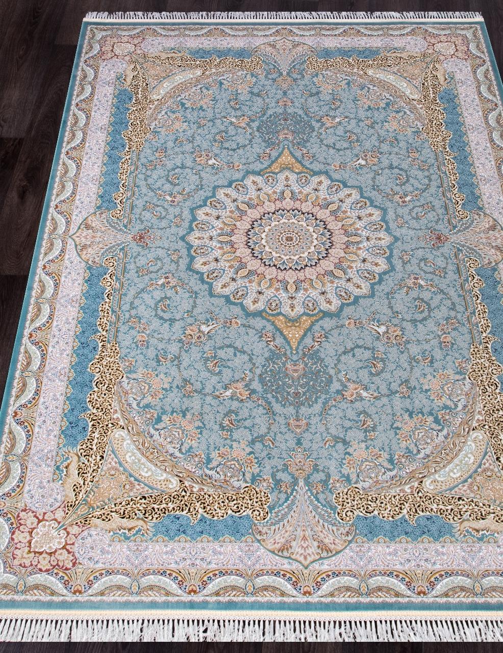 Ковер G141 - BLUE - Прямоугольник - коллекция FARSI 1500