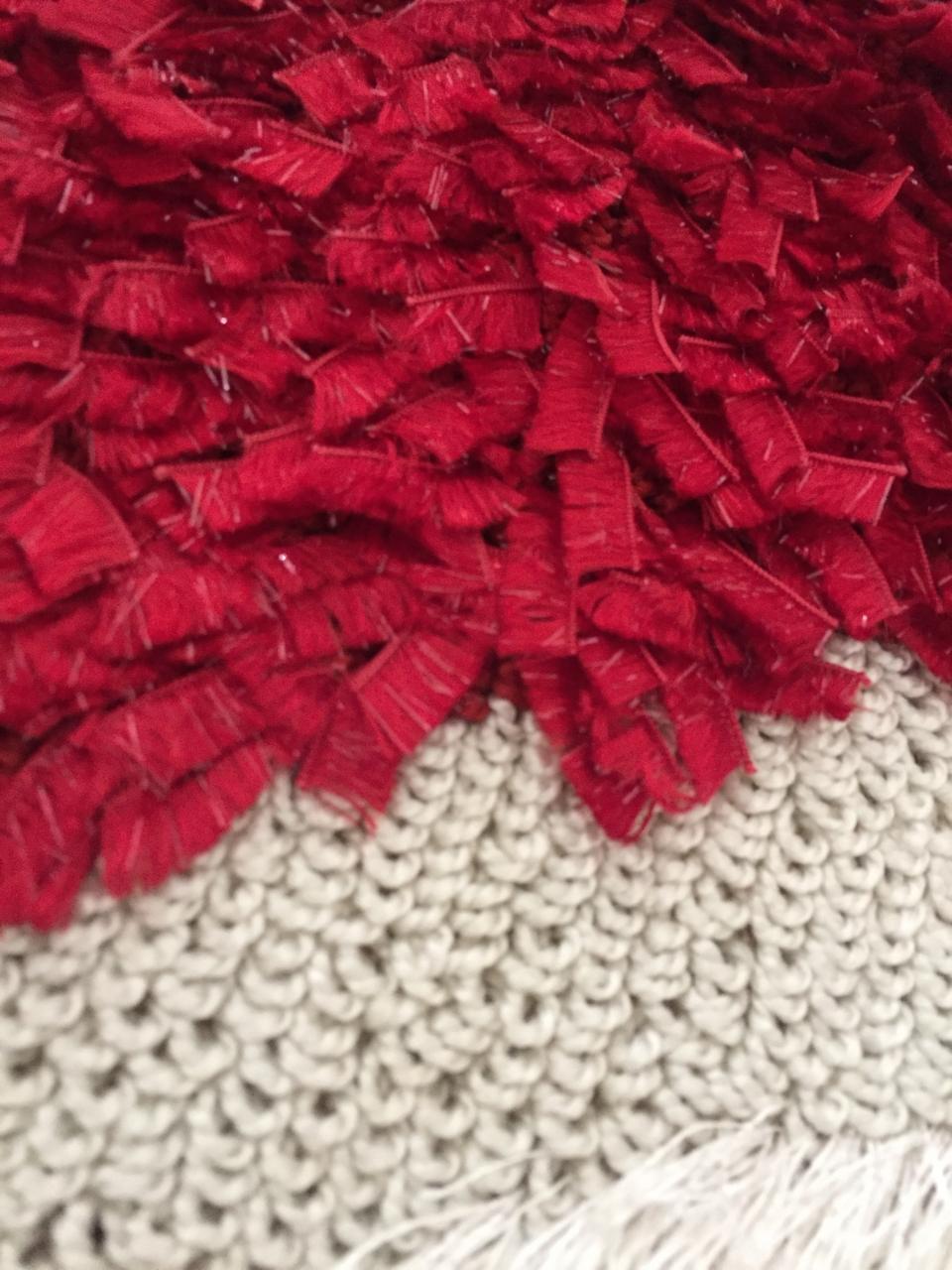 Ковер 7866 - 12 - Прямоугольник - коллекция FASHION SHAGGY - фото 2