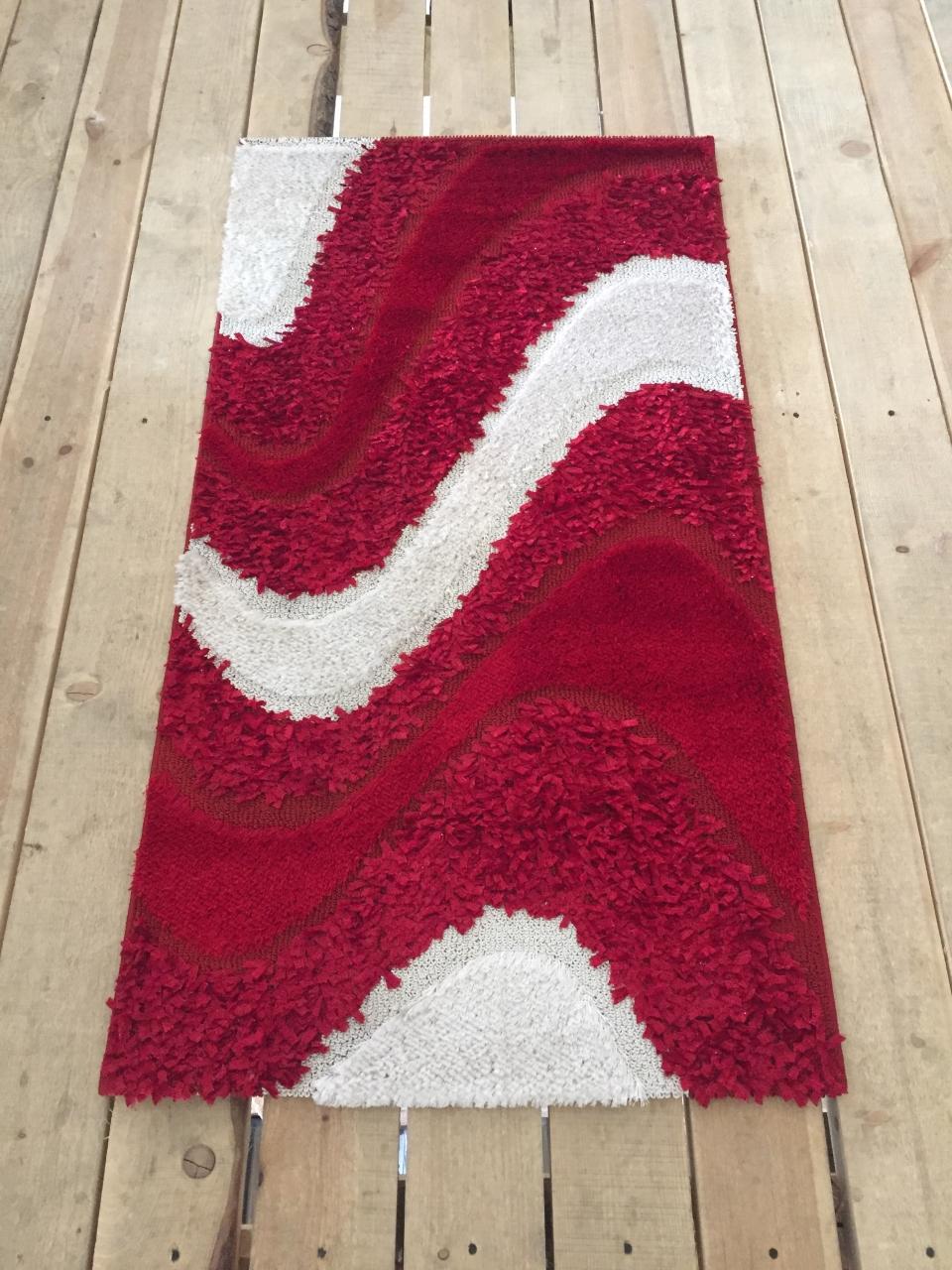 Ковер 7866 - 12 - Прямоугольник - коллекция FASHION SHAGGY - фото 1