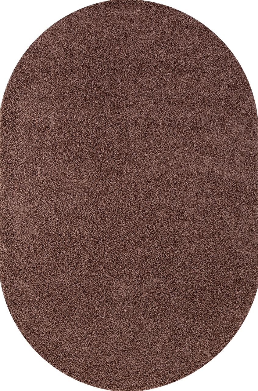 Ковер S600 - BROWN - Овал - коллекция FUTURA - фото 2