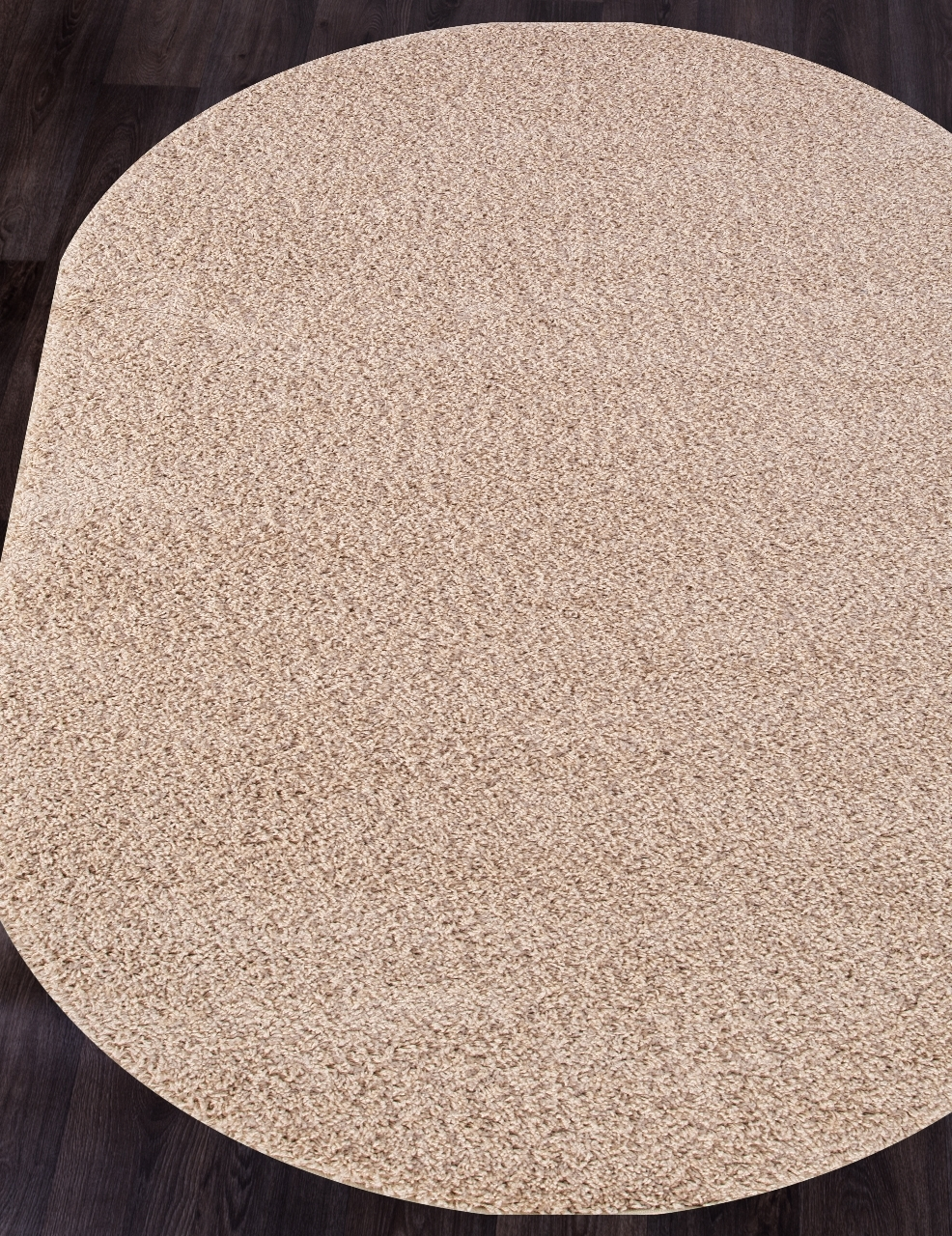 Ковер S600 - WARM BEIGE - Овал - коллекция FUTURA - фото 1