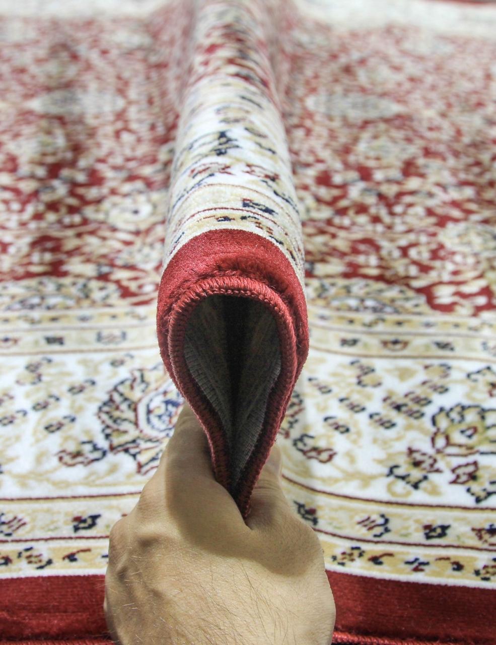 Ковер 12470 - 010 - Овал - коллекция HORASAN - фото 2