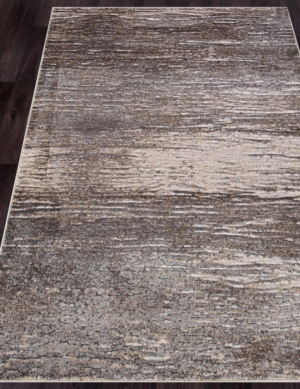 Ковер 4087 - BEIGE-GRAY - Прямоугольник - коллекция IBIZA