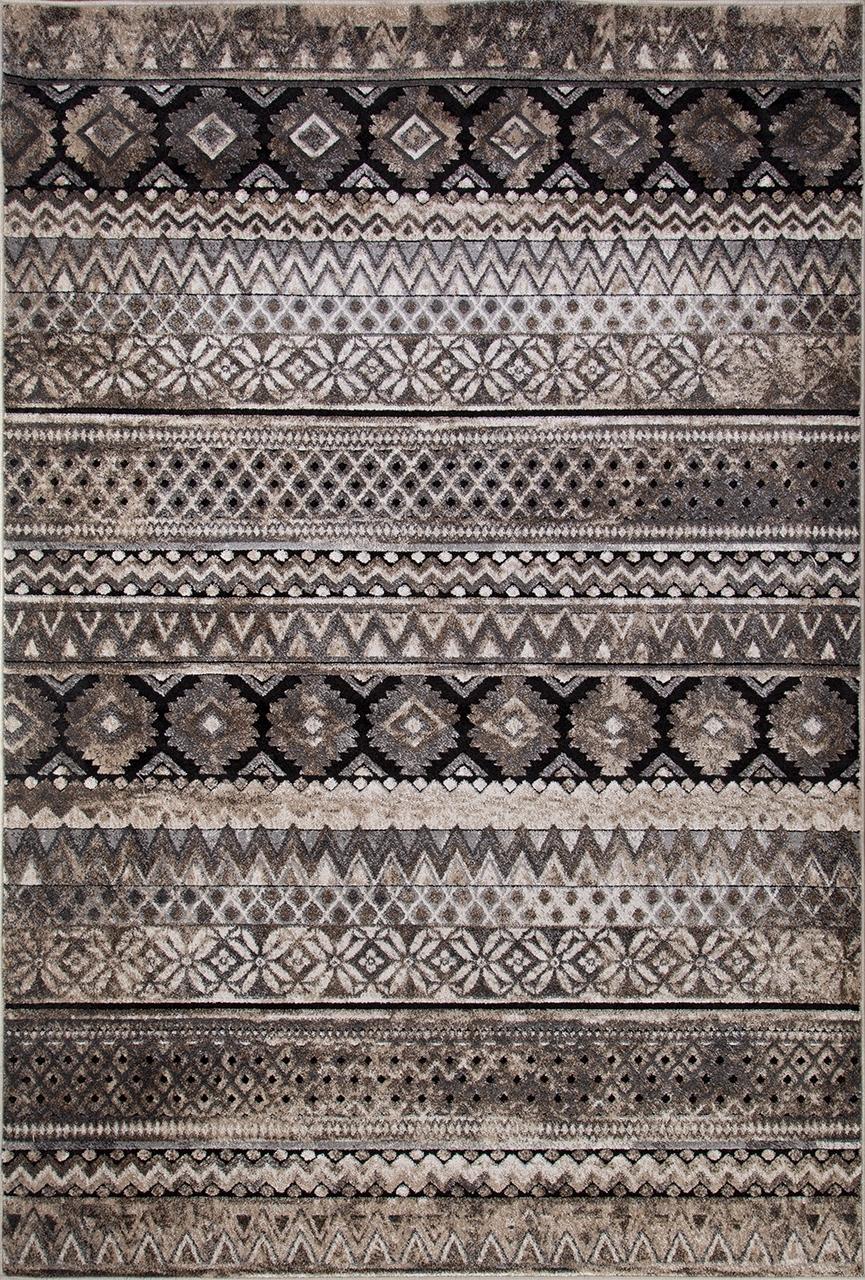 Ковер 4089 - BEIGE-BLACK - Прямоугольник - коллекция IBIZA - фото 2