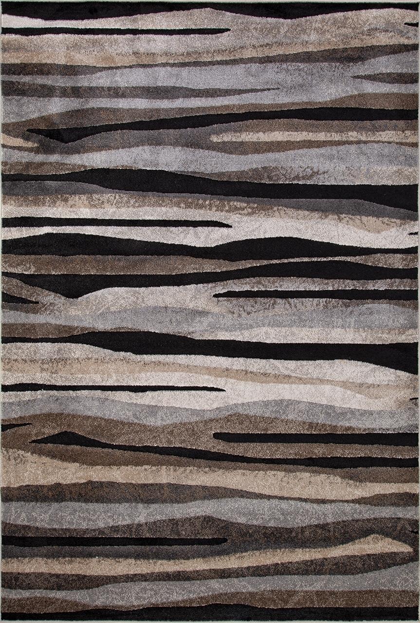 Ковер 4091 - BEIGE-BLACK - Прямоугольник - коллекция IBIZA - фото 2