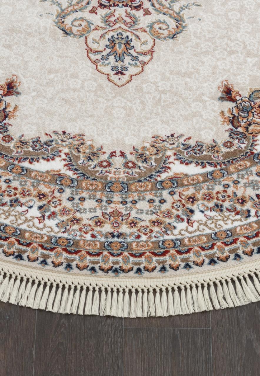 Ковер D506 - CREAM - Овал - коллекция ISFAHAN - фото 4