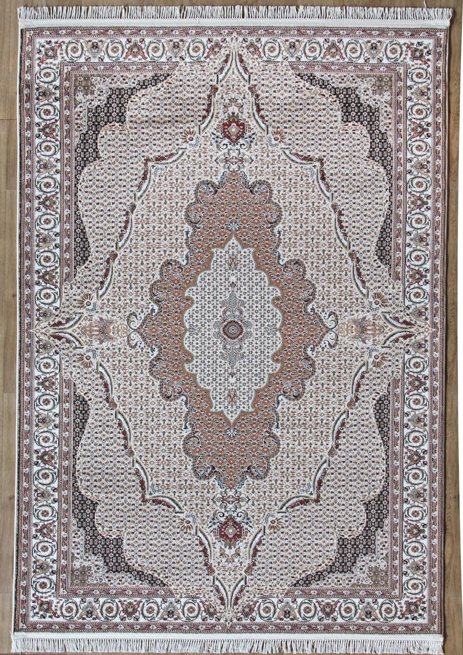 Ковер D513 - CREAM 9 - Прямоугольник - коллекция ISFAHAN - фото 1