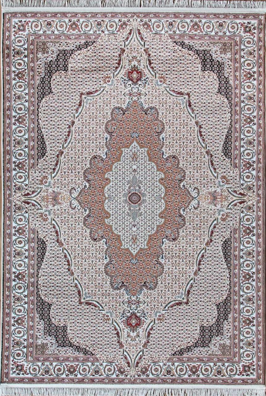 Ковер D513 - CREAM - Прямоугольник - коллекция ISFAHAN - фото 2