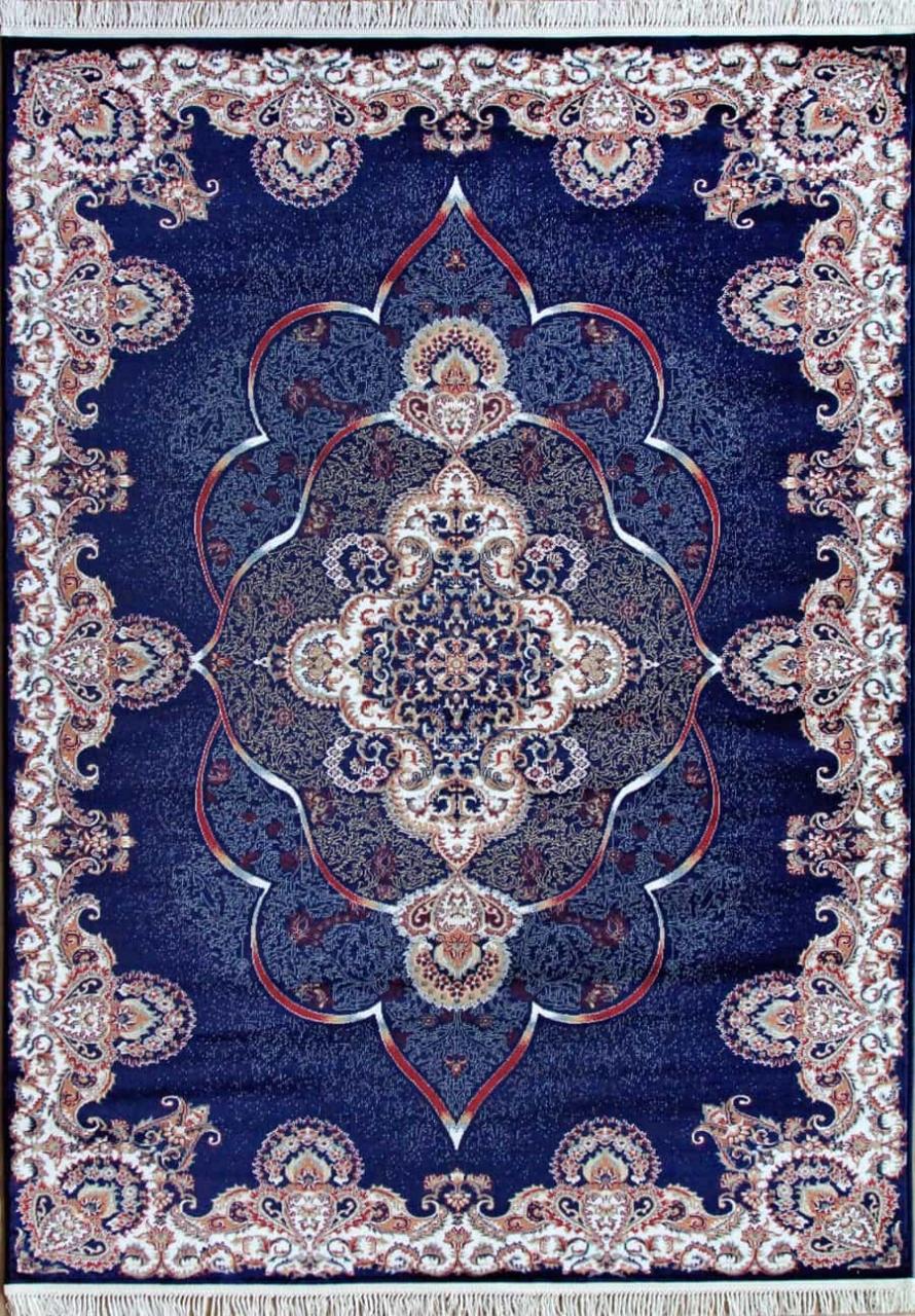 Ковер D516 - NAVY - Прямоугольник - коллекция ISFAHAN - фото 2